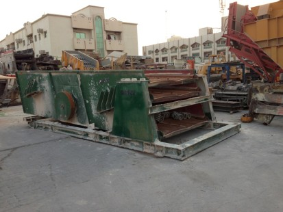 Vibrating Screen-3 Deck Anfer - Grem Logistic Trading DMCC